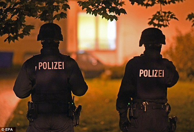 An asylum seeker had his lips, ears and eyelids ripped off by another migrant before being stabbed in both eyes in a horrific attack at a German refugee centre (file picture)