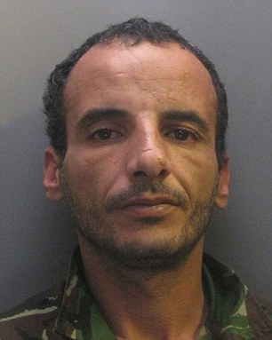 Rape:Moktar Ali Saad Mahmoud, 33