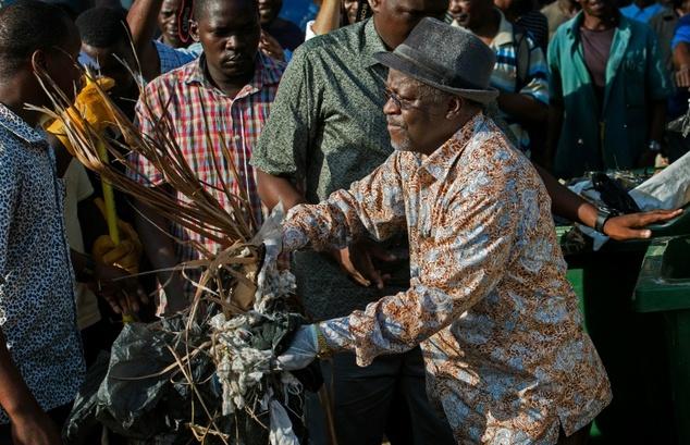 Tanzanian President John Magufuli enjoys impressive approval ratings