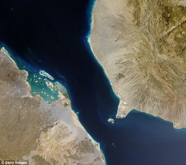The USS Mason has been fired on in the the Bab al-Mandab Strait off Yemen, on of the world's busiest shipping routes