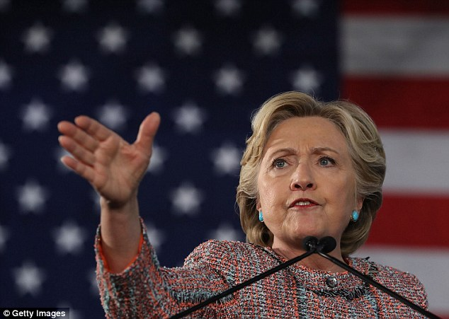 Hillary Clinton has been accused of stealing items of furniture from the State Department