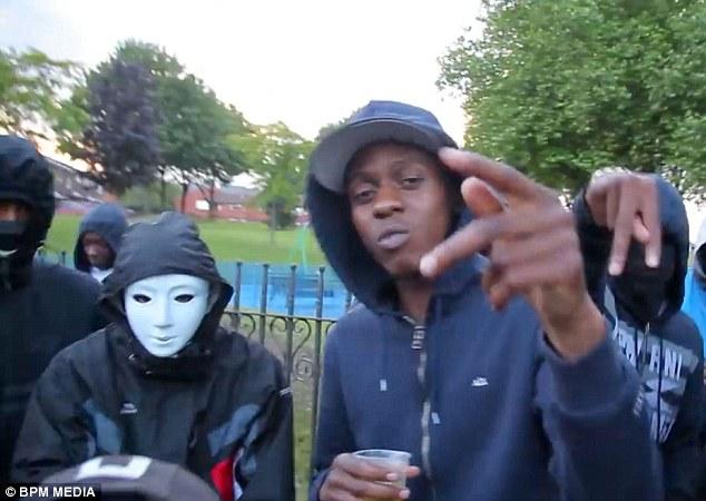 Image result for black gangs dublin