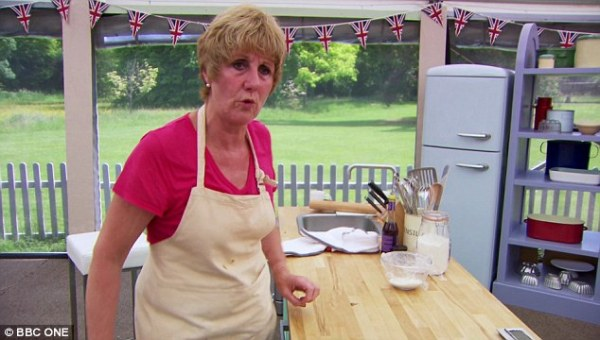 Heartache for Bake Off star Jane as her father dies at his ...