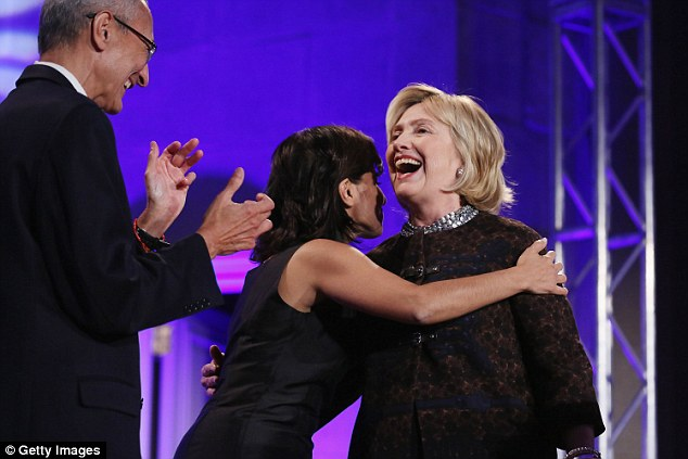 Hacked emails obtained from campaign chair John Podesta have reveals staff aides including Neera Tanden taking pot shots at the left