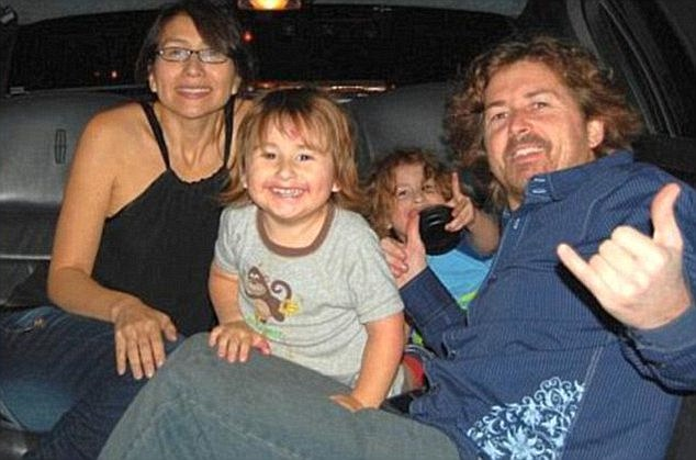Hemisphere was used by law enforcement in California to make an arrest in the brutal 2013 murders of Joseph McStay (right), 40, his wife, Summer (far left), 43, and their two children