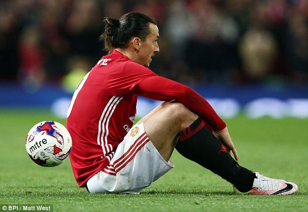 Image result for Ibrahimovic had worst 45 minutes of his entire career - Carragher