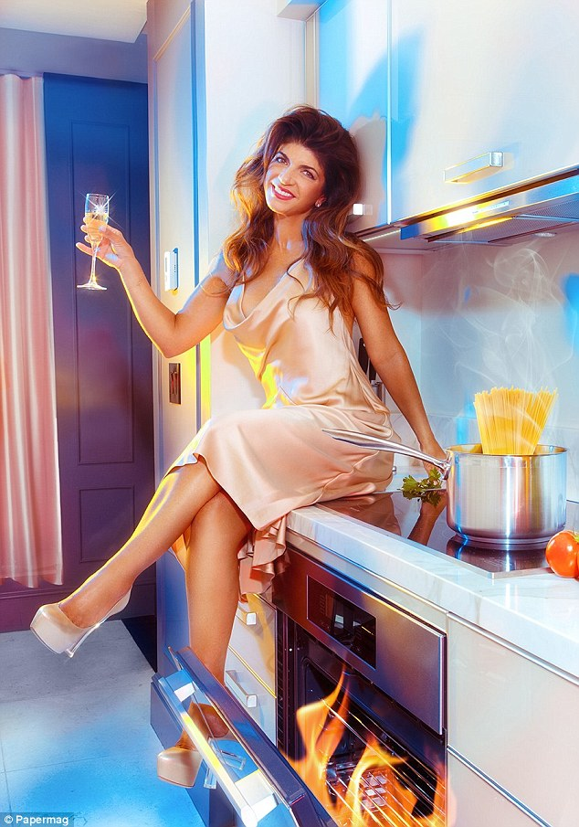 Teresa Giudice Talks About Her Personal Style As She Joins