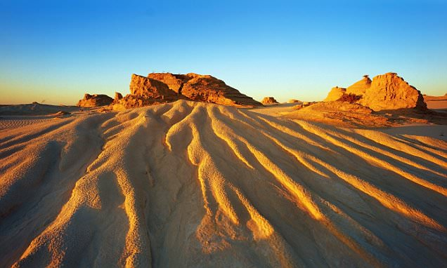Study predicts deserts in Spain if global warming continues