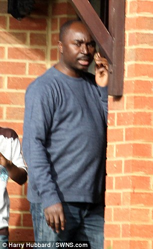 Arnold Sube (pictured) and his wife Jeanne have provoked anger from locals over their new home