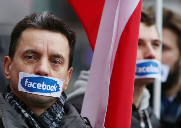 Far-right Polish groups protest Facebook profile blockages ...