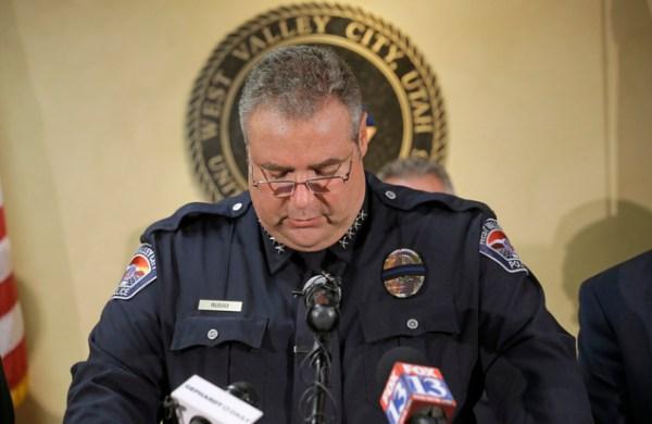 Utah police officer struck, killed during vehicle pursuit ...