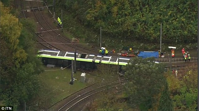 With up to eight people dead it is one of the worst rail disasters in recent UK history