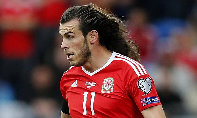 Gareth Bales Barnet Got Stick He Looked Like Tarzan