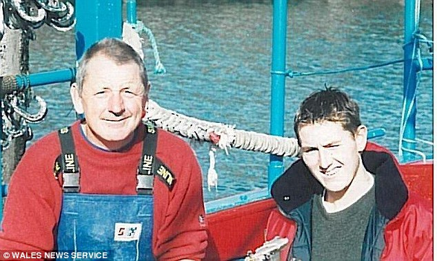 Experienced fishermen Gareth and Daniel Willington drowned during a fishing trip on April 28