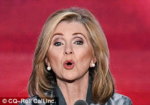 Marsha Blackburn, Congressman for Tennessee