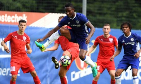 Image result for John Mikel Obi Confirms Chelsea Exit With An Open Letter To Fans
