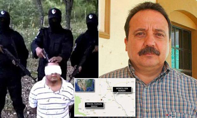 Former mayor Sergio Lozano arrested over massacre in Mexican state of Coahuila