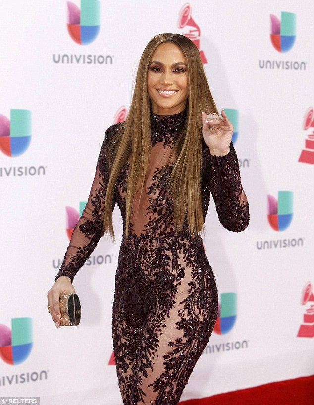 All said, the evening was a great success for JLo