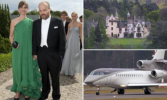 How An Ultra Secretive Billionaire Is Set To Be Scotlands
