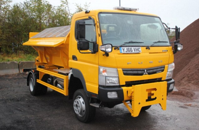 Oldham Council has launched a competition to name its new gritting machine, and has predictably been inundated with witty and pithy suggestions a la Boaty McBoatface