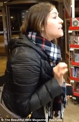 Trump supporter goes on epic 'racist' rant at black store ...