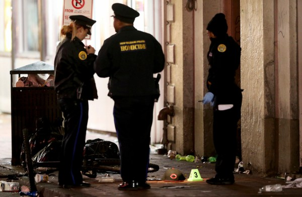 New Orleans French Quarter shooting kills 1 and wounds 9 ...