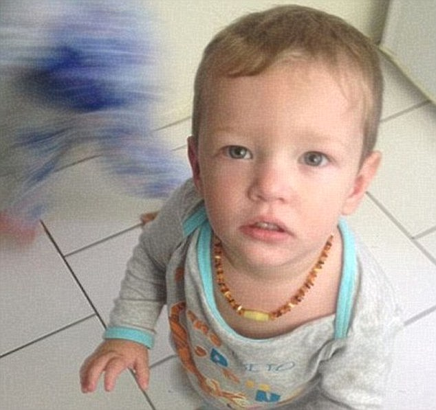Child Safety Minister Shannon Fentiman announced the new testing regime on Tuesday after the shocking death of Caboolture toddler Mason Jet Lee (pictured)