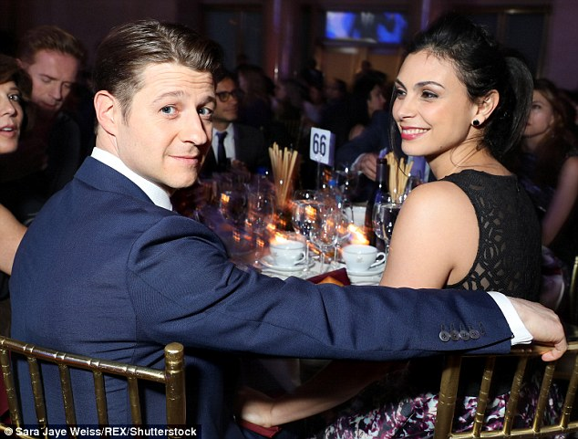 Ben McKenzie And Morena Baccarin Are Happily Engaged