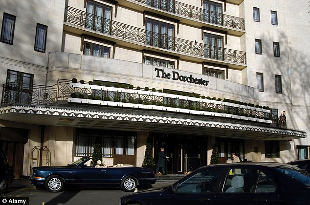 Bosses at The Dorchester, in Mayfair, have sent female staff emails which outline personal grooming requests