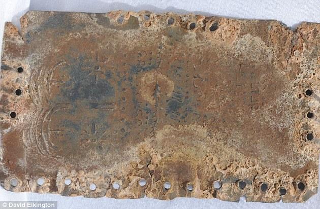 Las tabletas sugieren que Cristo no estaba comenzando su propia religión, pero la restauración de una tradición de mil años de edad, de la época del rey David