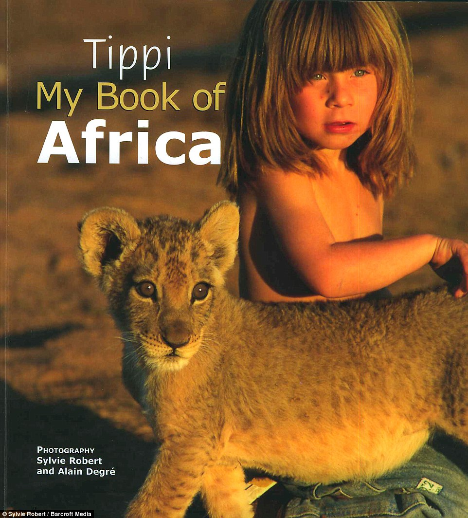 A book chronicling Tippi's experiences during her first ten years has been released, featuring pictures by her parents