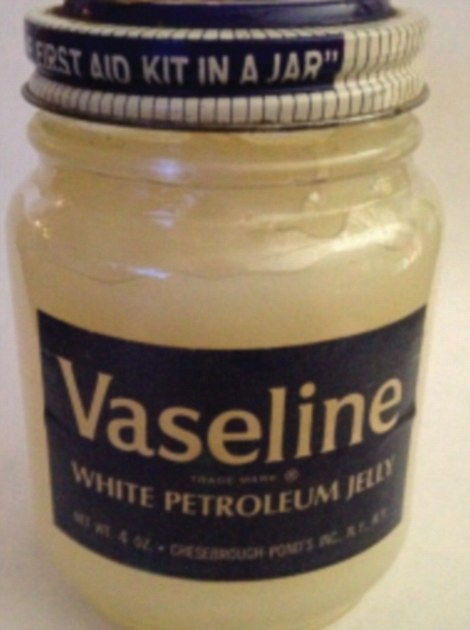 It was recently estimated that a jar of Vaseline is sold every thirty-nine seconds somewhere in the world