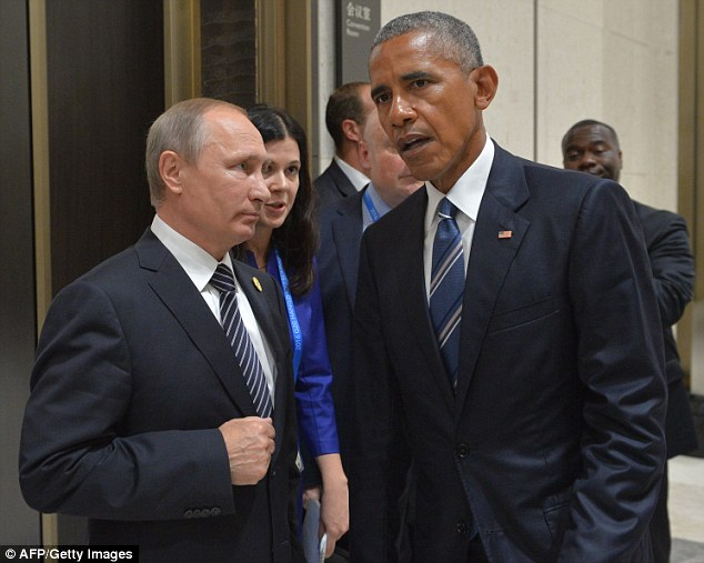 NBC News said that Obama didn't call out Russia more strongly because he thought Clinton was going to win the election and it would be seen as interfering