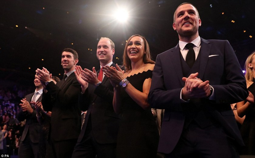 Резултат со слика за BBC Sports Personality of the Year 2017: Dame Jessica Ennis-Hill gets Lifetime Achievement award  14 minutes ago