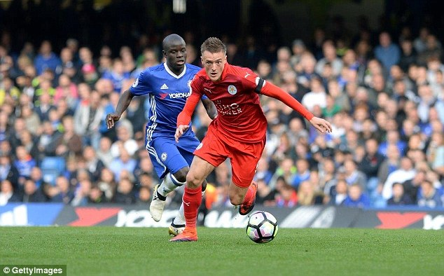 The midfielder allowed the likes of Jamie Vardy to flourish last season with the Foxes