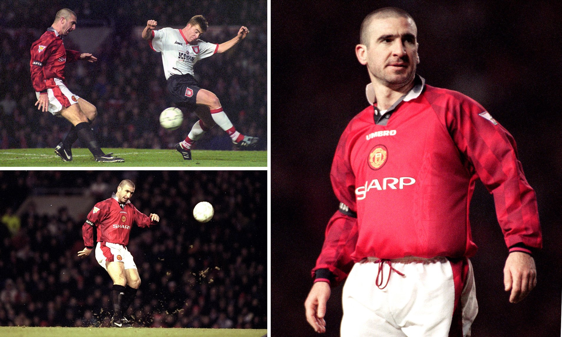 Hollywood is full of famous siblings — the hemsworths, the gyllenhaals, and the baldwins all come to mind — but not every celebrity sibling wears their genetics on their sleeve. Eric Cantona S Chip And Iconic Celebration For Manchester United Against Sunderland Was 20 Years Ago It Was A Moment Of Calmness That Helped Define The Star S Legacy Daily Mail Online