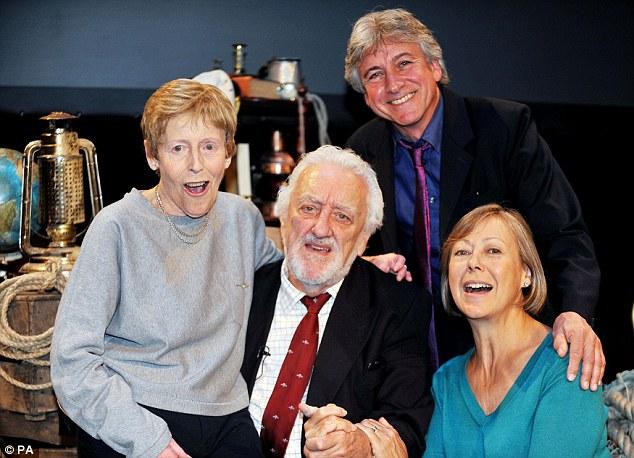 Railway Children And Grange Hill Actress Deddie Davies
