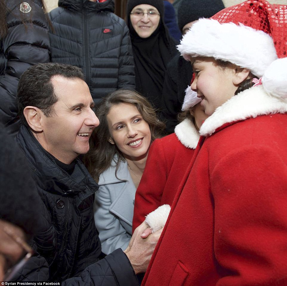 The loss of east Aleppo marks the biggest defeat for Syria's rebellion in more than five years of civil war and a major victory for President Bashar al-Assad, who on Christmas Day was pictured meeting orphans at a convent