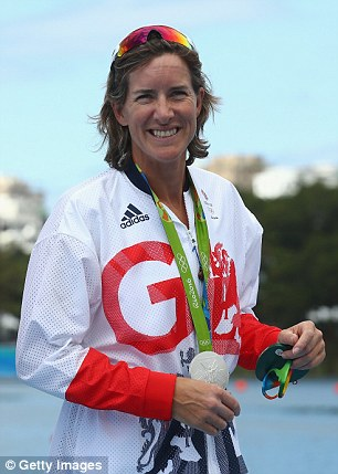 Katherine Grainger (left) and Jessica Ennis-Hill have each received Damehoods