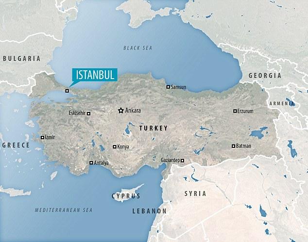 L'attentat s'est produit dans une des boîtes de nuit les plus achalandées d'Istanbul