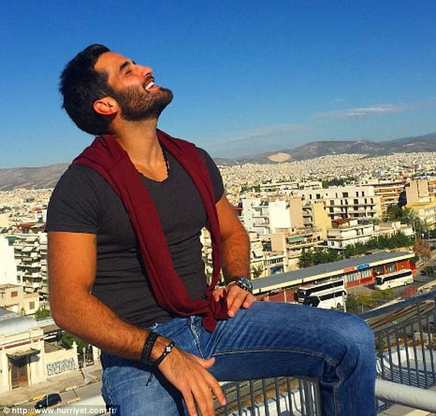 Also named as a victim of the ISIS atrocity was 25-year-old Lebanese man Ilyas Vardini (pictured)