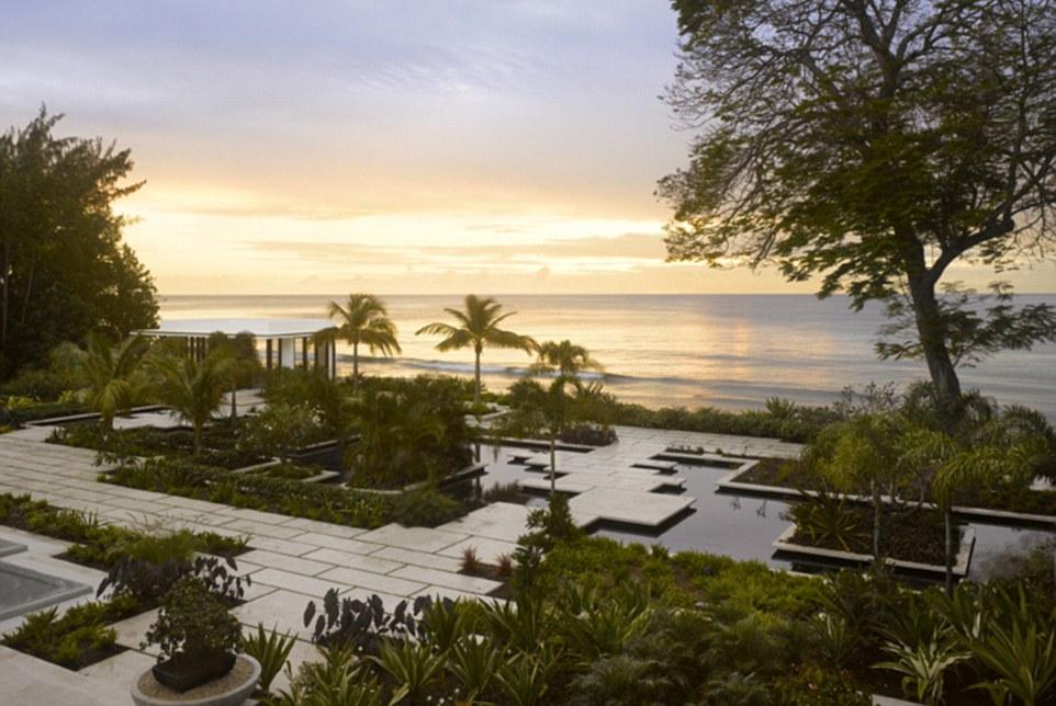 Inside Justin Biebers Ocean Side Barbados Holiday Home