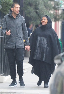 Boy oh boy! The singer and her husband Wissam Al Mana, also seen here in London in October, have named their son Eissa