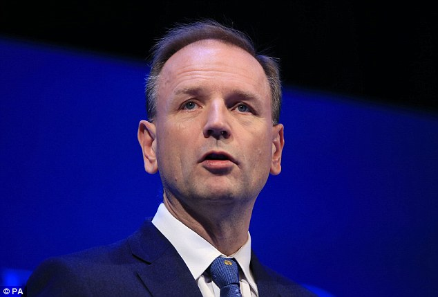 Simon Stevens, head of the NHS, said personal injury claims firms were 'sucking' £440million a year out of the Health Service – enough to pay for 15,000 nurses