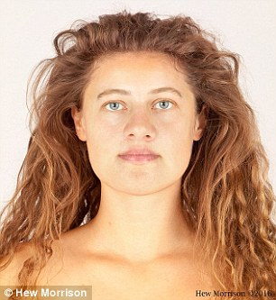 Last year, scientists reconstructed the face of a member of the Beaker people. Known as 'Ava', this Bronze Age woman died more than 3,700 years ago