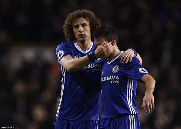 Tottenham 2-0 Chelsea: Dele Alli continues stunning ...