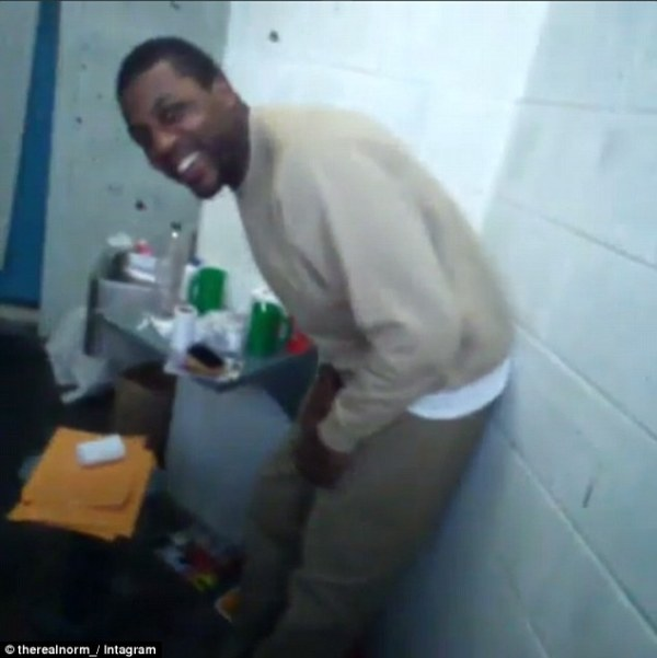 Inmates are busted after filming expletive-ridden video in ...