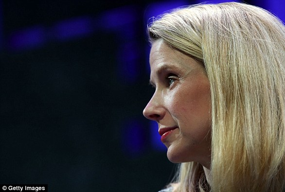 Mayer became CEO of Yahoo in July 2012. She is the sixth CEO since 2007 to try to turn around the company.