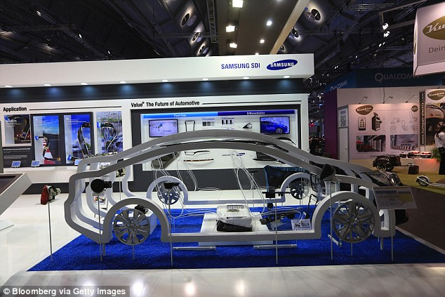The 'integrated battery module' has more than 24 cells with a higher capacity of 6kWh to 8kWh, which makes it an adequate module in the full-fledged high-capacity EV era. Samsung set 2021 for when they expect to start mass producing the battery