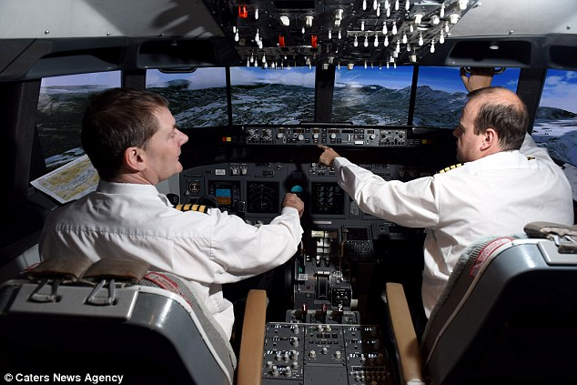 Image result for images of boeing pilots